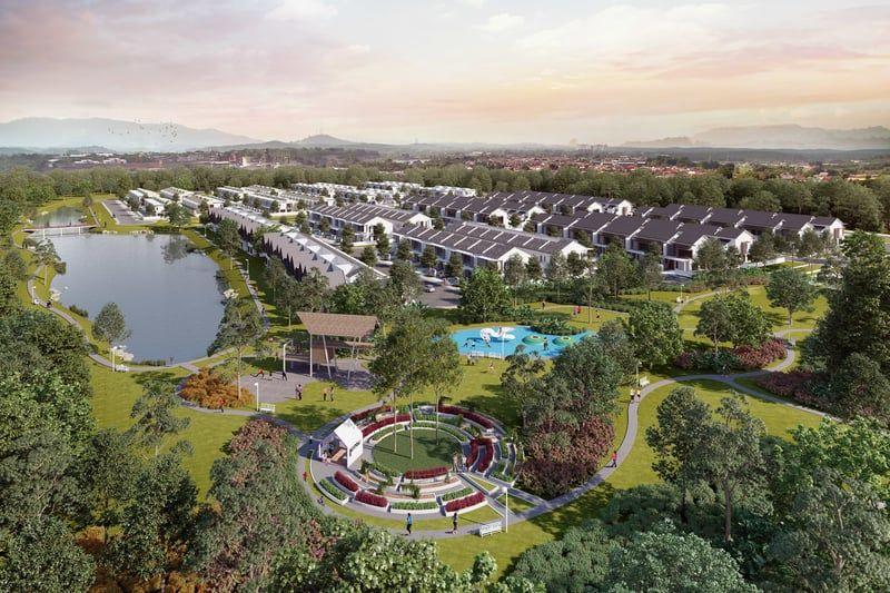 kundang estates overview