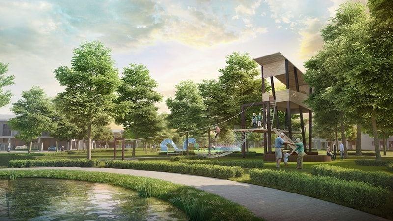 kundang estates park