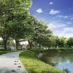 kundang estates lake