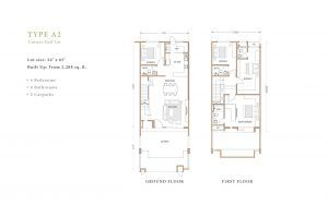 joya floor plan A2
