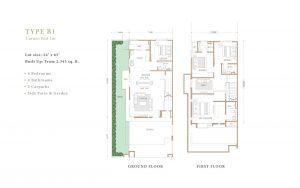joya floor plan B1