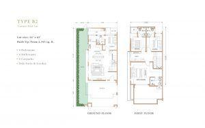 joya floor plan B2