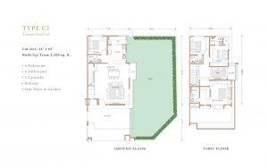 joya floor plan C1