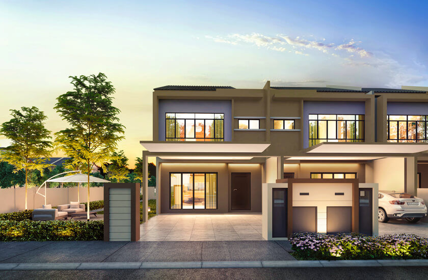 16 sierra avens terrace house