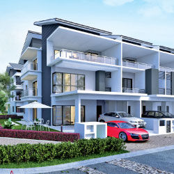 Dumalis 3 Storey Superlink