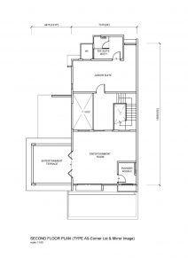 lyden type A5 second floor