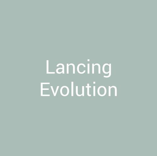 Lancing Evolution
