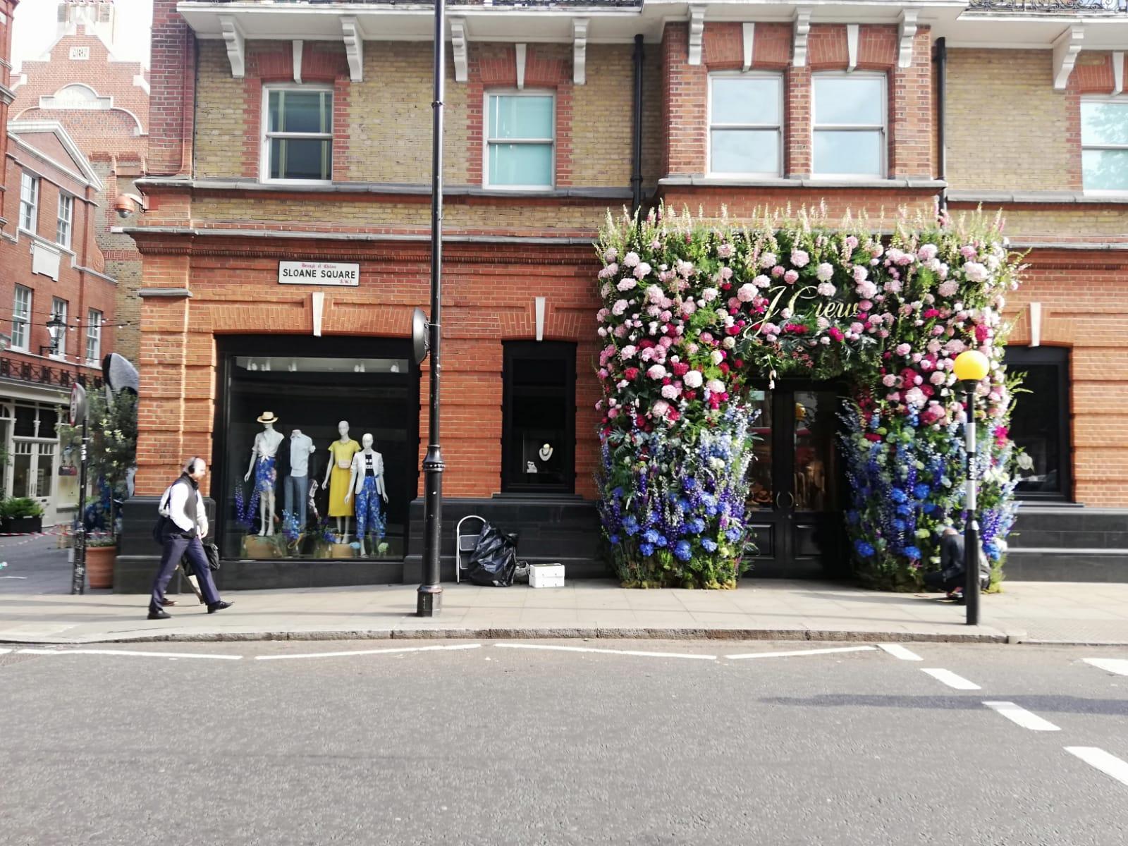 Malvern Garden Buildings at RHS Chelsea Flower Show - Chelsea in Bloom