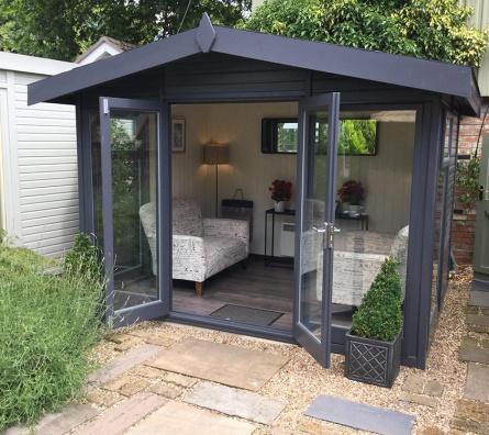 The Studio Apex Garden Studio by Malvern Garden Buildings