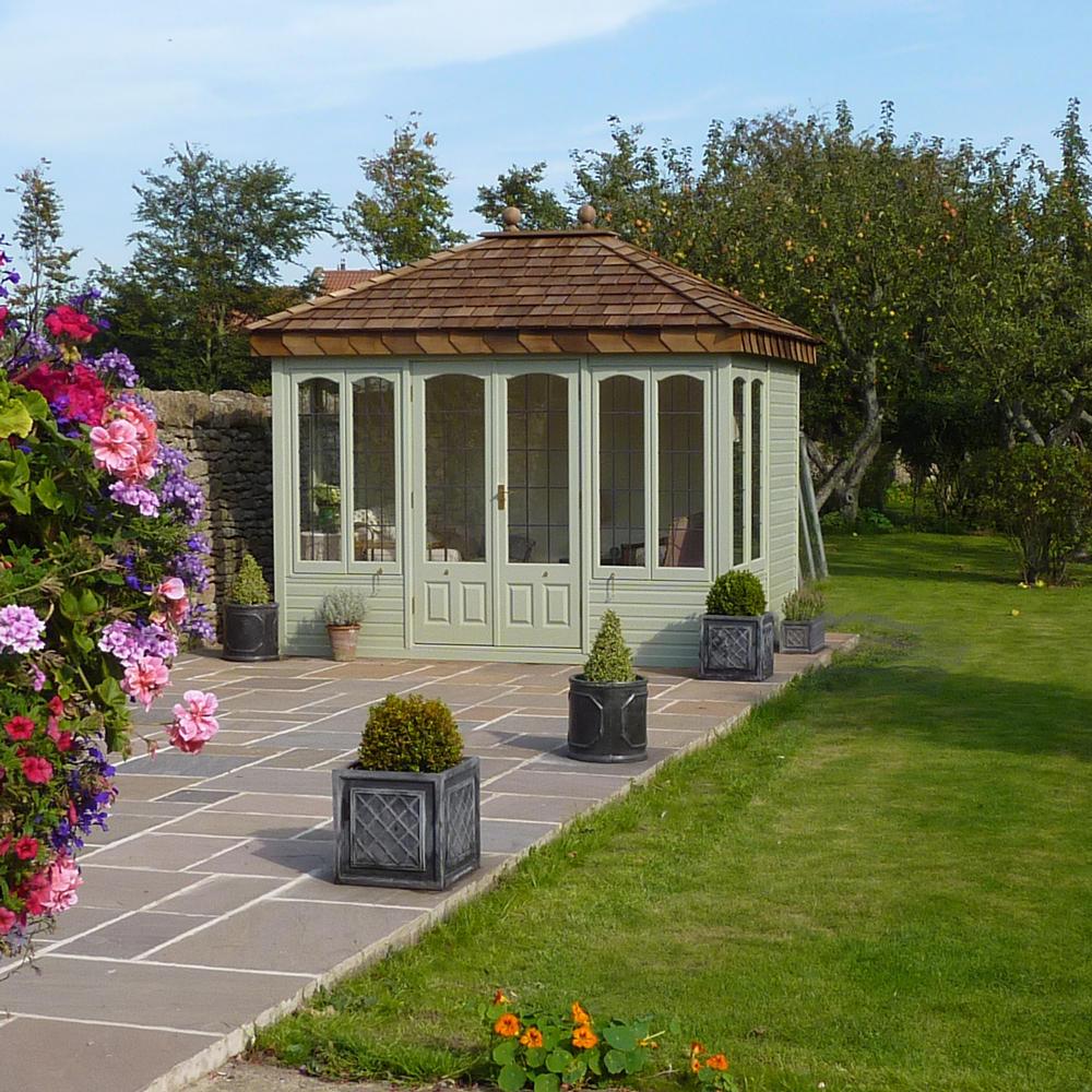Ashton Cottage Range summerhouse Malvern Garden Buildings
