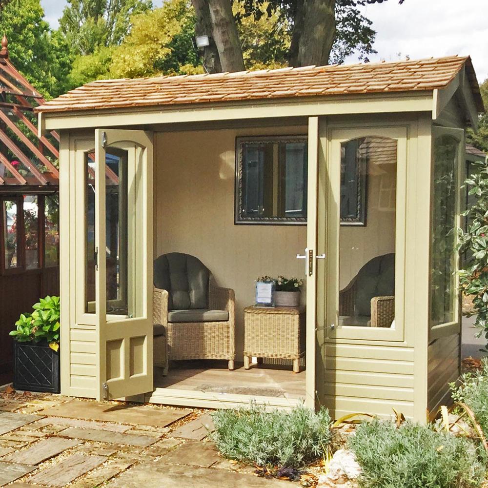 Astwood Cottage Range summerhouse Malvern Garden Buildings