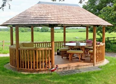The Oval Safari Breeze House