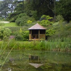 The Safari Breeze House with cedar shingle roof
