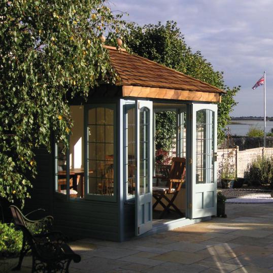 Malvern Summerhouse