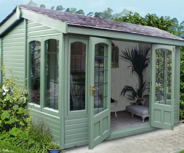 The Astwood Summerhouses