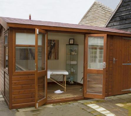 Ex display Arley Pavilion from Malvern Garden Buildings