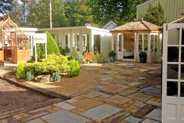 Malvern Garden Buildings Oxfordshire Showsite