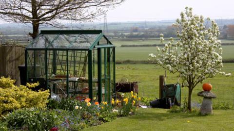 Ready, set, grow! Greenhouse Event