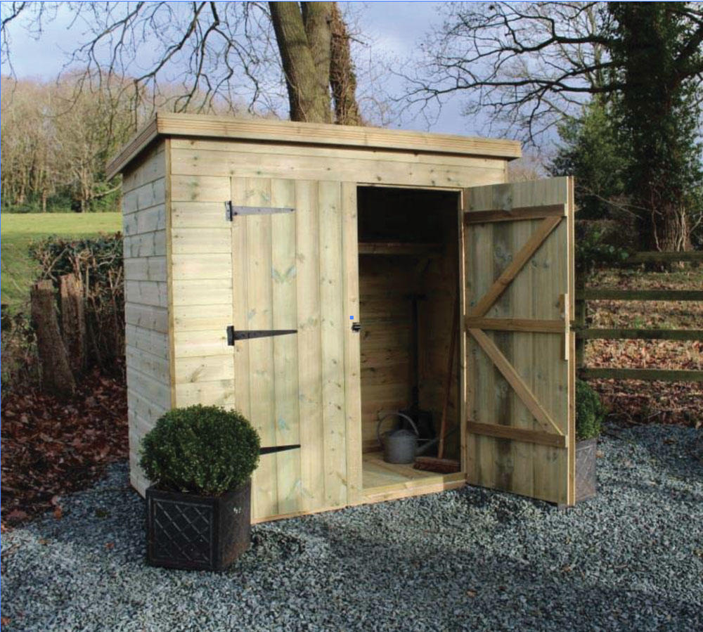 Tidystore with double doors