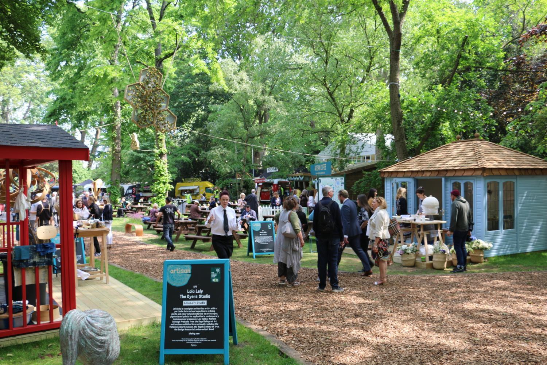Malvern Garden Buildings at Chelsea Flower Show 2019