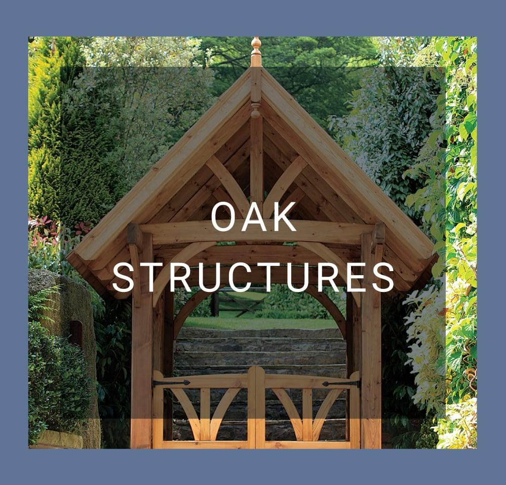 Oak Structures of Malvern Garden Buildings