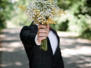 Flowers for fellas