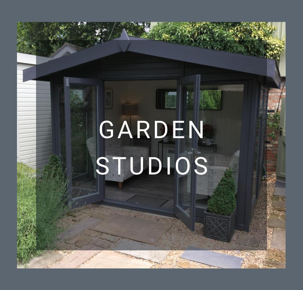 Malvern Garden Buildings garden studios