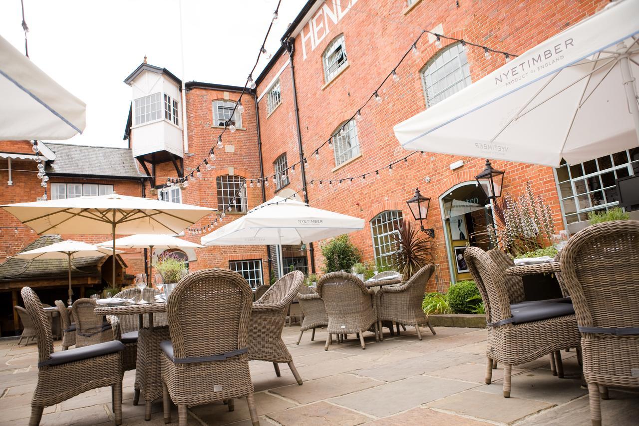 Hotel Du Vin, Oxfordshire. Staycation Inspiration by Malvern Garden BuildingHotel Du Vin, Oxfordshire. Staycation Inspiration by Malvern Garden Buildings