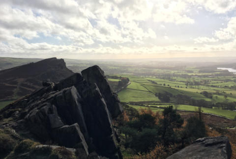 The Roaches, Leek, Staffordshire. Staycation Inspiration by Malvern Garden Buildings