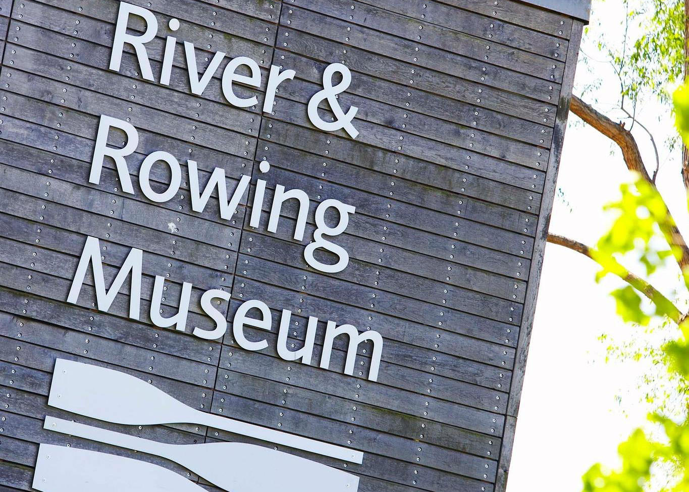 River & Rowing Museum, Oxfordshire. Staycation Inspiration by Malvern Garden Building