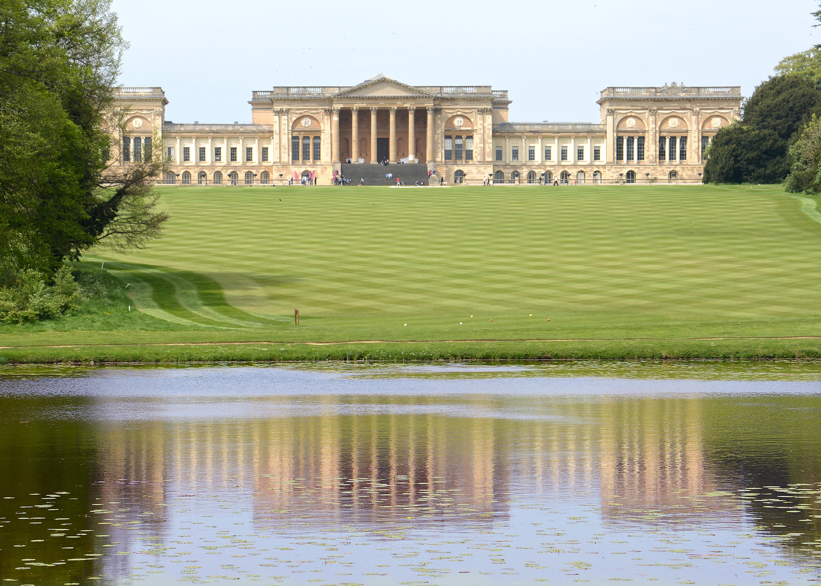 Stowe, Buckinghamshire. Staycation Inspiration by Malvern Garden Buildings
