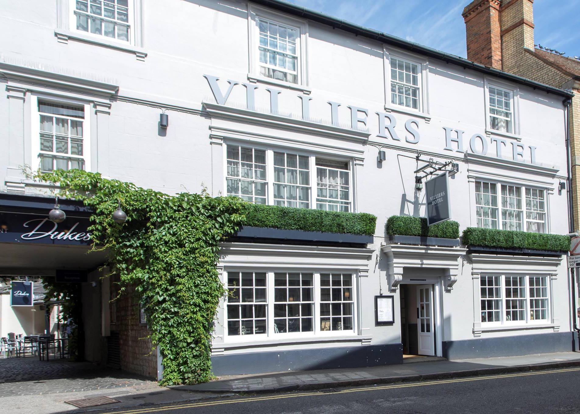 Villiers Hotel, Buckinghamshire. Staycation Inspiration by Malvern Garden Buildings
