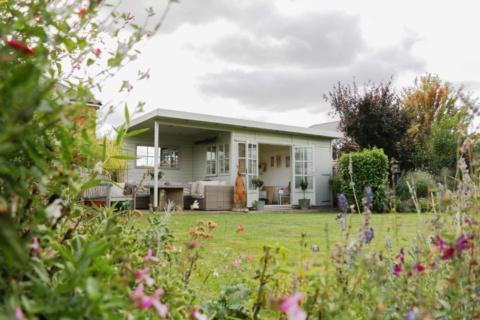 Pent Roof Arley Garden Studio by Malvern Garden Buildings