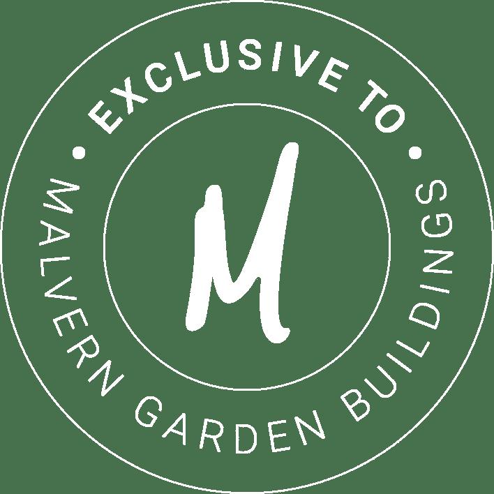 Exclusive to Malvern Garden Buildings