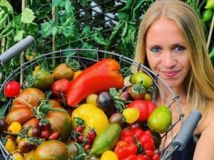 Endangered Vegetables with SheGrowsVeg