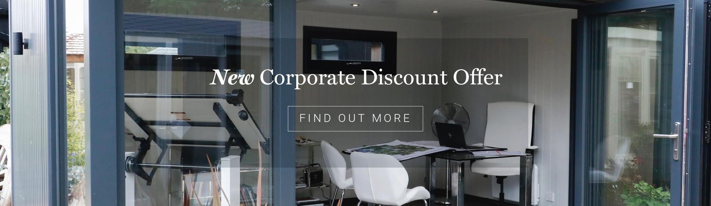 Corporate offer discount