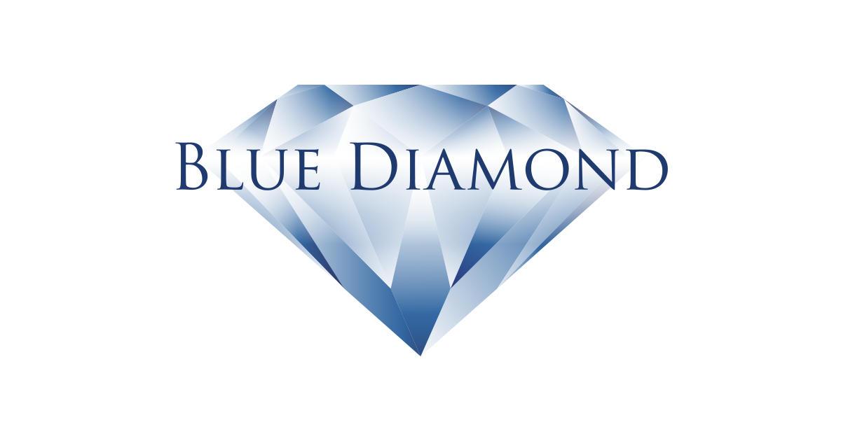Blue Diamond Garden Centres Logo