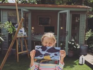 Owner's Story: Miss Bird's School of Art