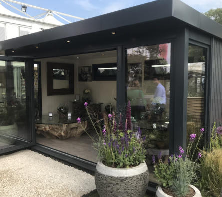 Charford Garden Room by Malvern Garden Buildings