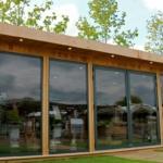 Hanley Plus Garden Room by Malvern Garden Buildings