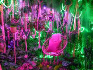 Get the Look: Garden Room Disco