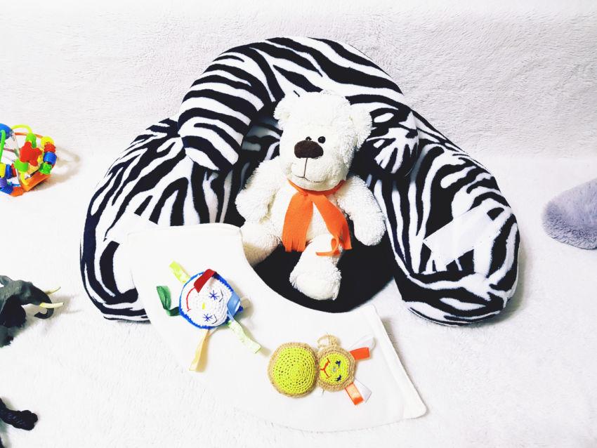 """dekoracijos   pagalvėlės   sėdinukas """"zebriukai"""" atraminė/sėdėjimo"""