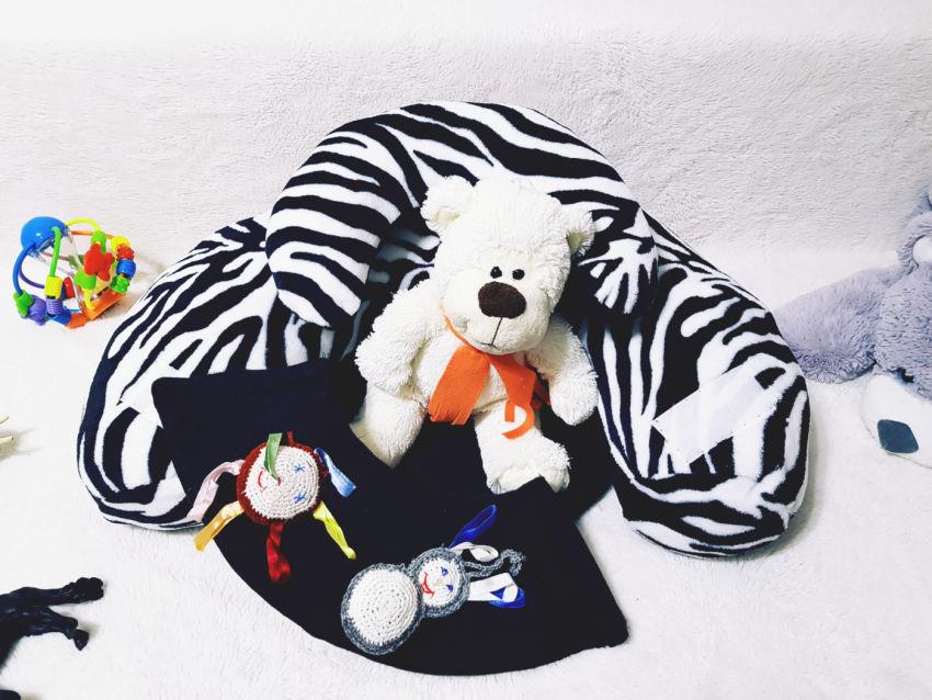 dekoracijos | vaiko kambarys | sėdėjimo/atraminė pagalvė kūdikiui
