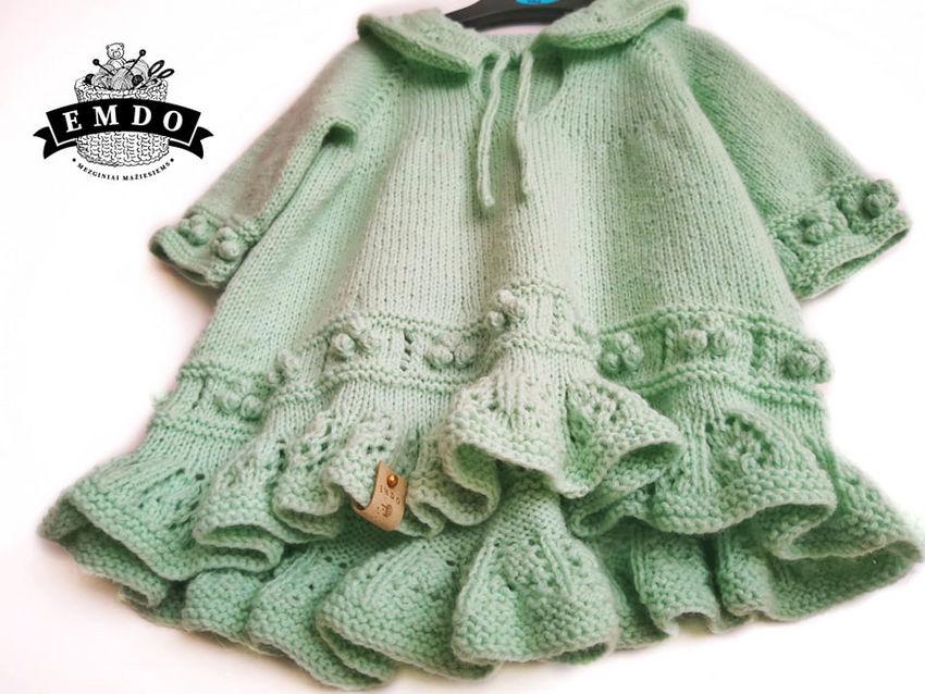 apranga mergaitėms | Suknelės | puošni oversize suknytė-tunika mažom dam