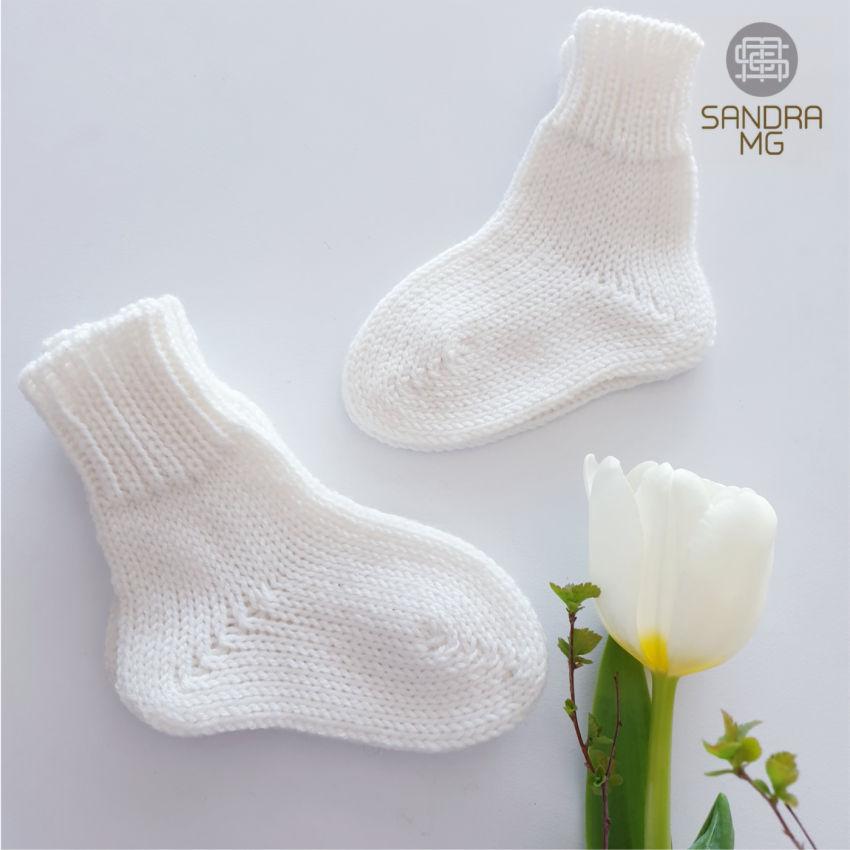 avalynė | kojinės | merino vilnos kojinytės, pirmosios kojin