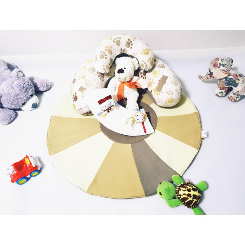 dekoracijos | kilimėliai | sėdėjimo/atraminė pagalvė su žaidimų kil