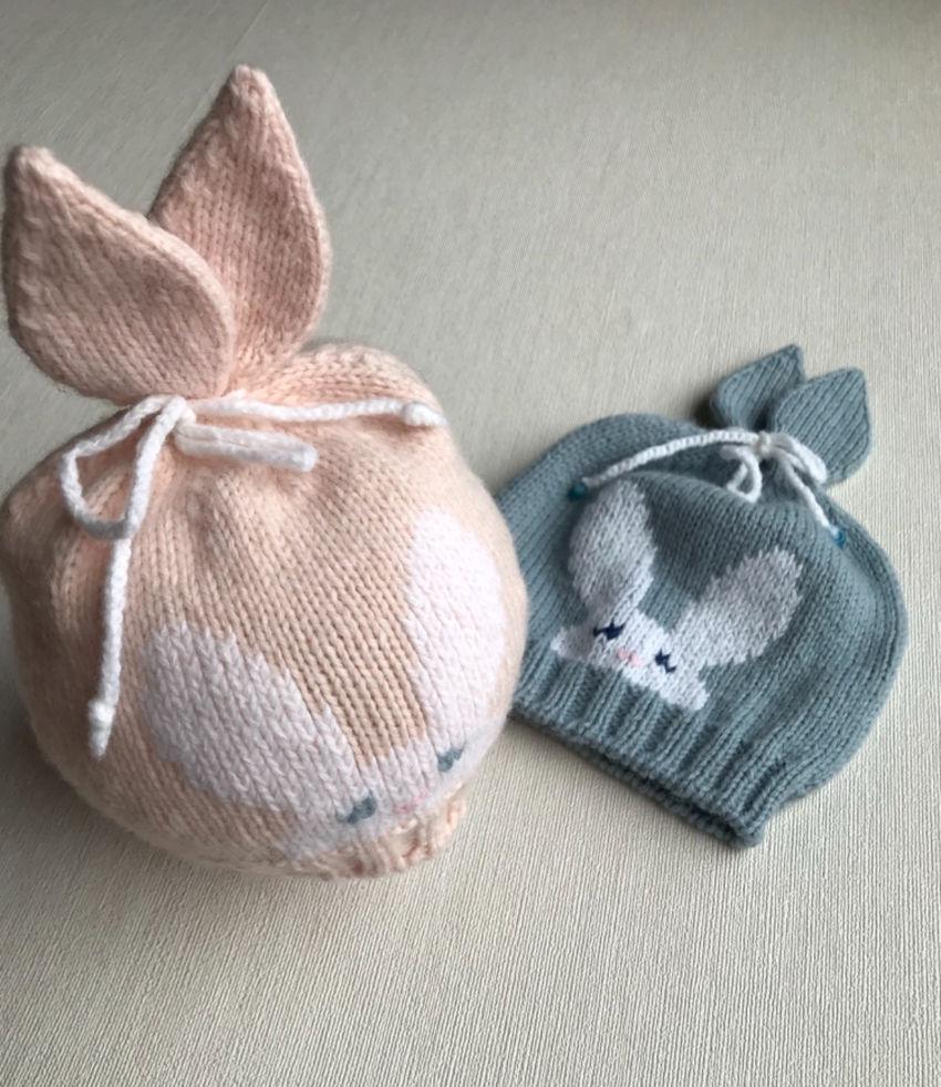 apranga mergaitėms | Kepurės | mezgta merino vilnos kepurė mažyliui nuo