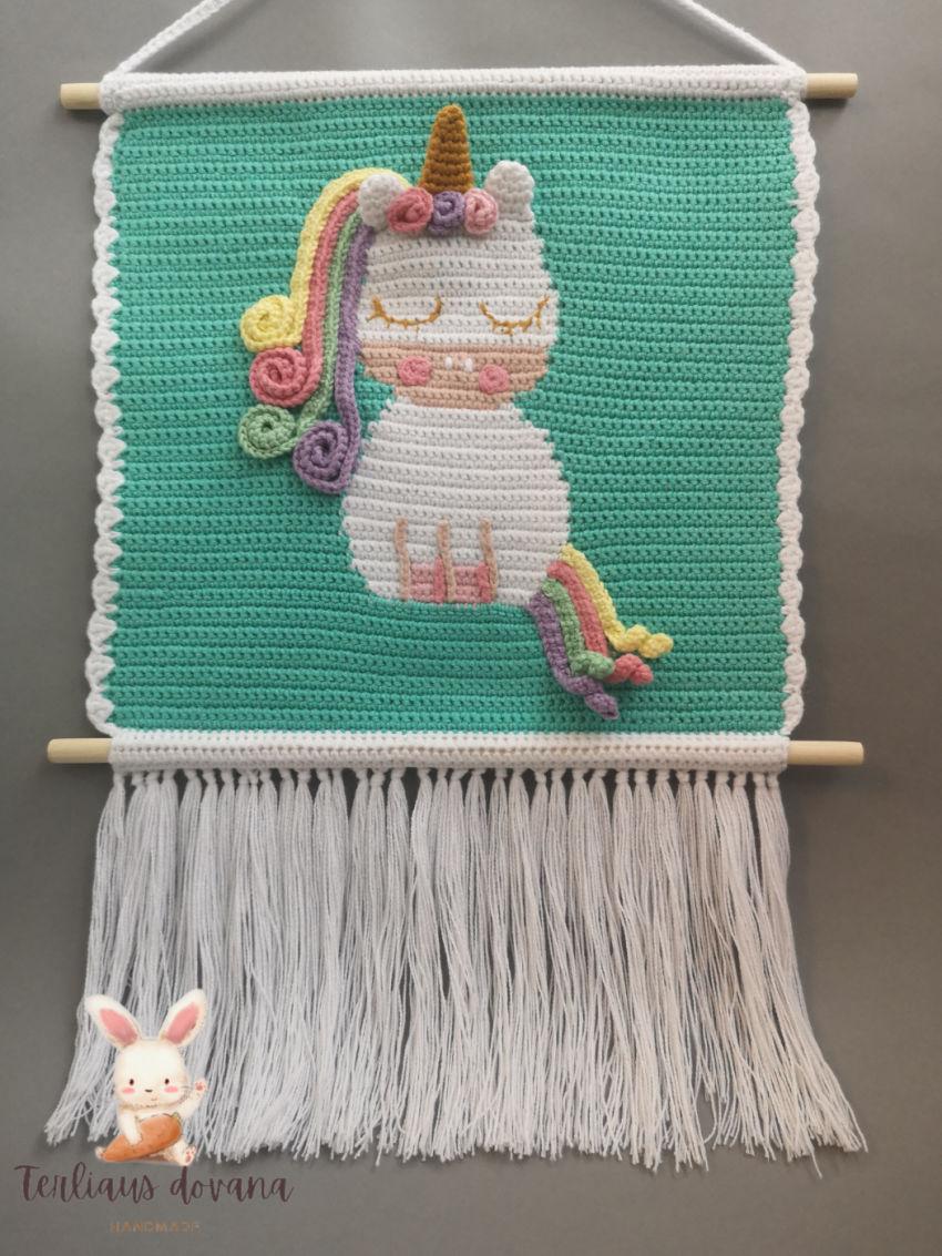 dekoracijos | vaiko kambarys | pano - vaikų kambario sienos dekoracija