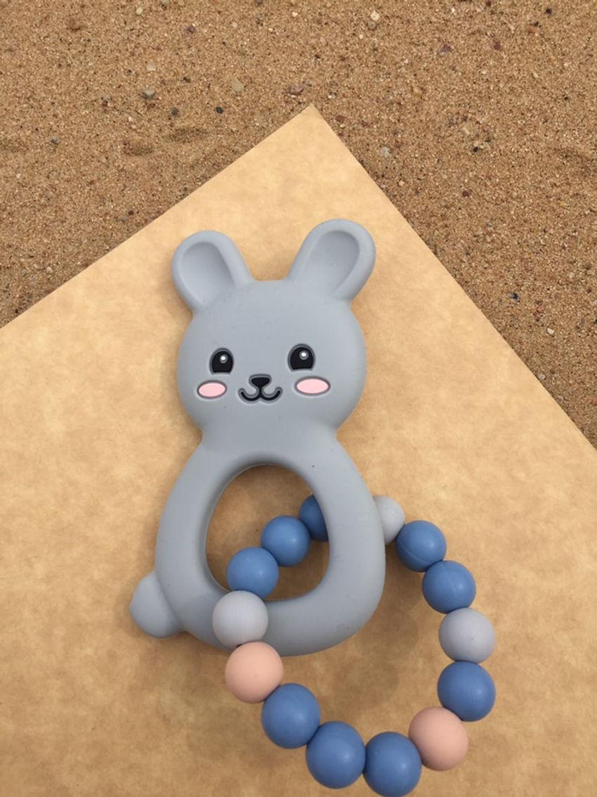 žaislai | kramtukai | kramtukas - žaislas kūdikiui su silikoni