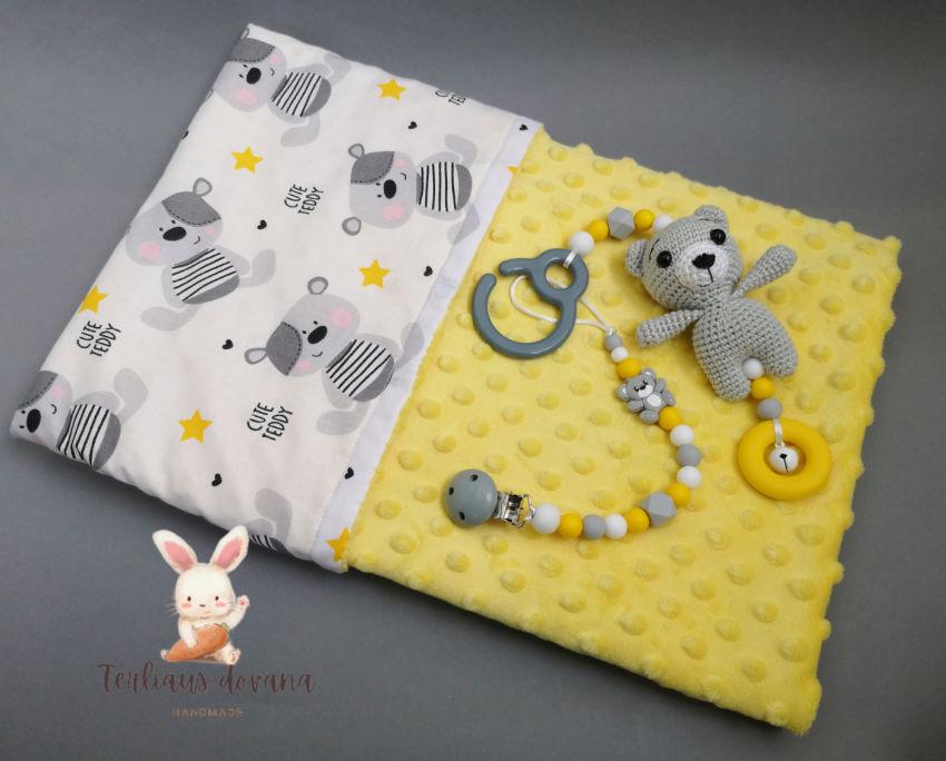 aksesuarai | pledukai | dovanėlė kūdikiui tinka palankynoms iš t